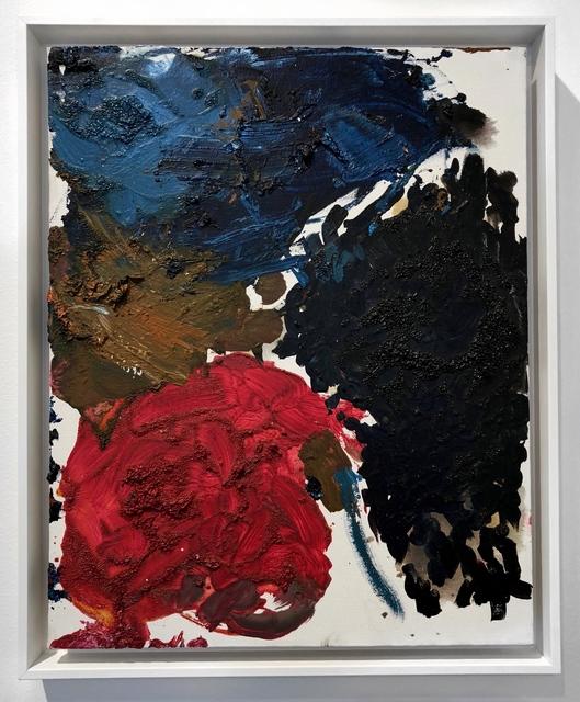 , 'Untitled (Palette Painting),' 2004, Edward Ressle