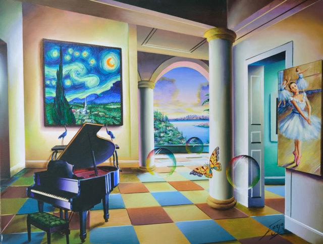 , 'Riverview,' , LaMantia Fine Art Inc.