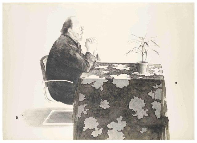 David Hockney, 'Henry at Table', 1976, Christie's