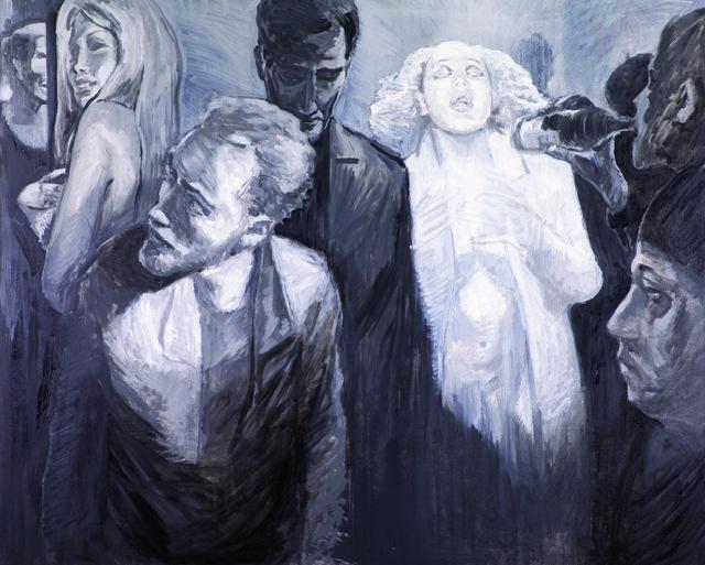 Nicolas Bischof, 'The Day She Met God', 2019, Laurent Marthaler Contemporary
