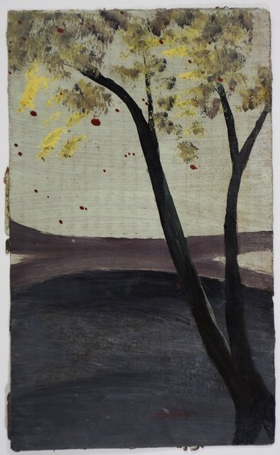 , 'Yellow Blossomed Tree,' , Ingleby Gallery