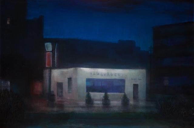 , 'Hunter House,' 2019, David Klein Gallery