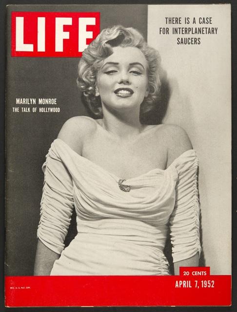 , 'LIFE Marilyne Monroe (LIFE Marilyn Monroe),' 1952, Kunsthal Rotterdam