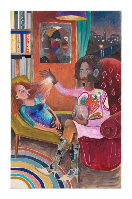 , 'Black Magic,' 2019, Hans Alf Gallery