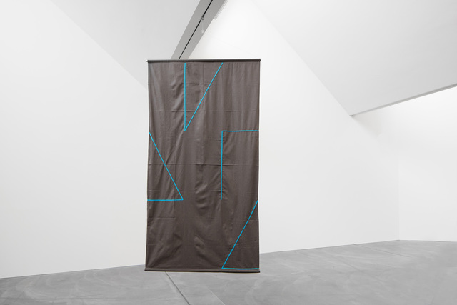 , 'Sombras imaginarias curtain 14,' 2017, von Bartha