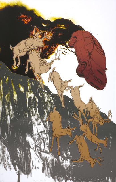 Davin Watne, 'Cliff Drive', 2007, Haw Contemporary