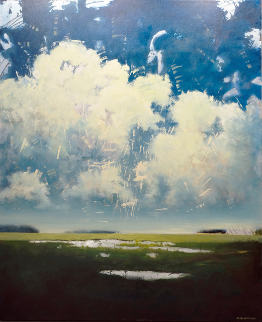 , 'Active Skies,' , ÆRENA Galleries and Gardens