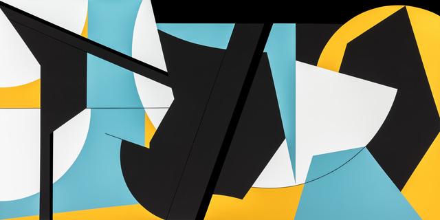 , 'Colour & Form LXII,' 2018, Stevenson
