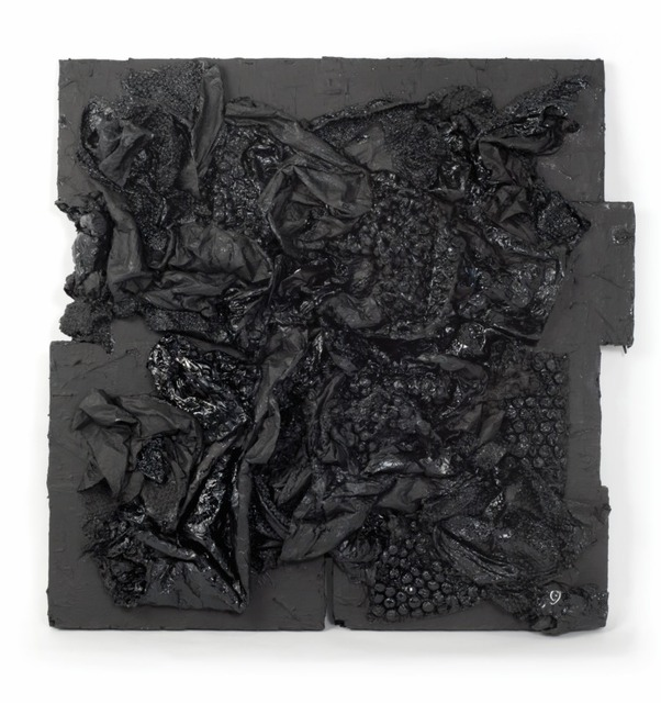 , 'Data[t]RASH,' 2015, Litvak Contemporary