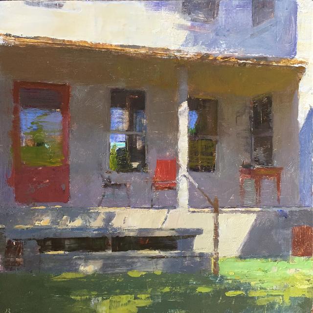 , 'Kitchen Door Revisited,' 2017, Somerville Manning Gallery