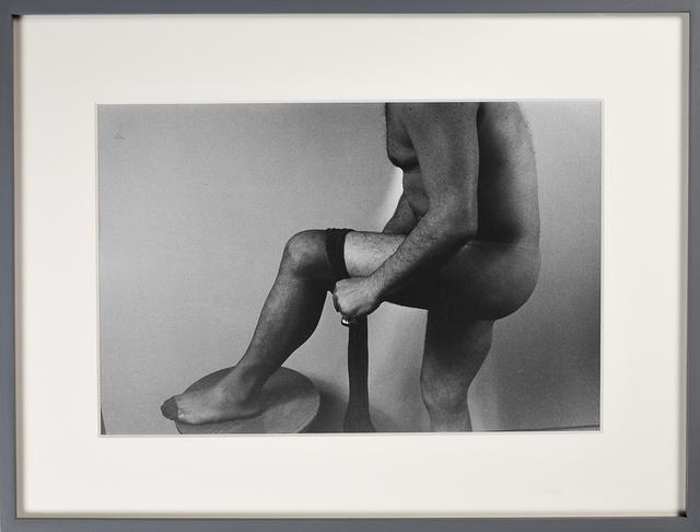 , 'Le Chevalier d'Eon,' 1978, Galerist