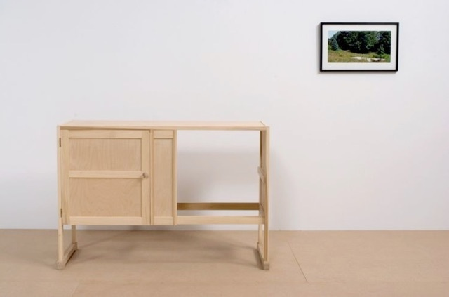 , 'Sideboard Model 1c, Liberty, New York,' 2009, Magenta Plains