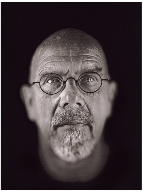 Chuck Close, 'Self Portrait III', 2002, Nikola Rukaj Gallery