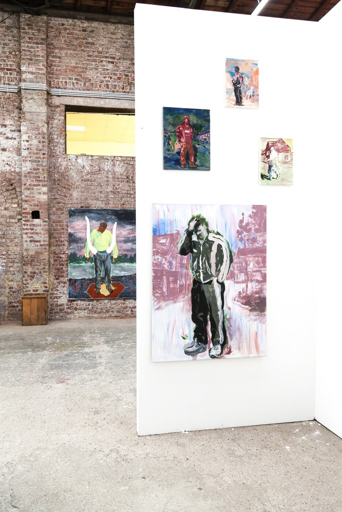 Stijn Peeters, exhibition view | image: ©dasesszimmer