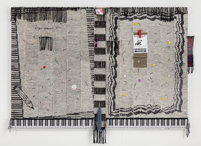 , 'Attachments,' 2017, Shulamit Nazarian