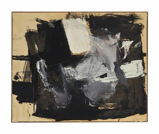 Franz Kline, 'Untitled', Christie's