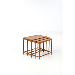 "Model ""4782"" - Set of Three Low Nesting Tables"