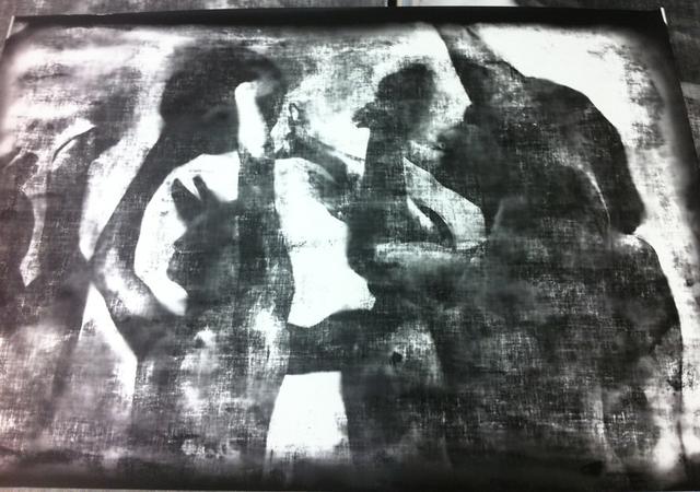 , 'Vollyball #5,' 2011, Martin Asbæk Gallery