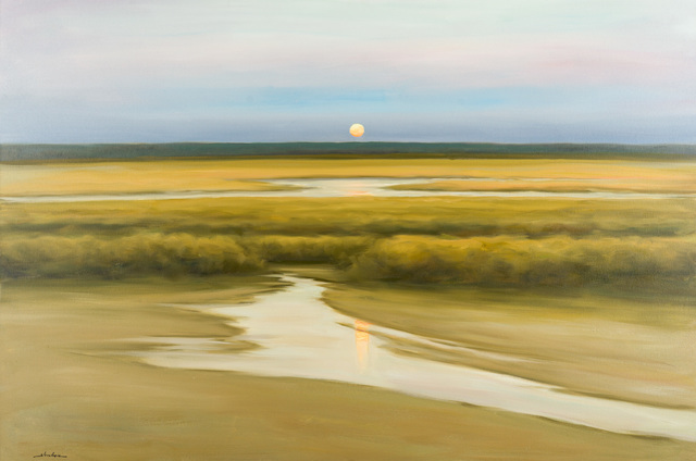 , 'Last Light,' , Merritt Gallery