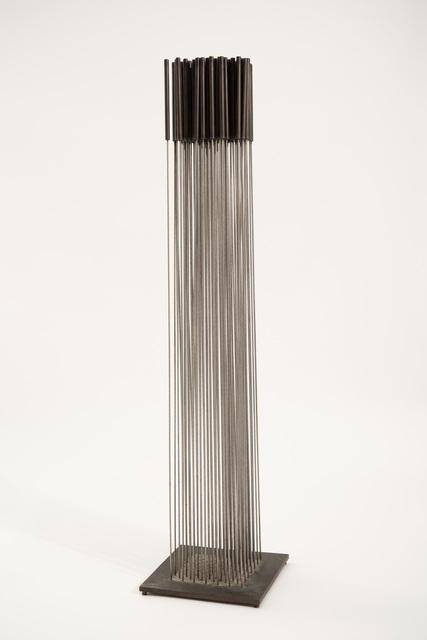 Harry Bertoia, 'Ohne Titel (Sonambient)', circa 1963-64, Sculpture, Beryllium copper, monel, and bronze base, Hollis Taggart