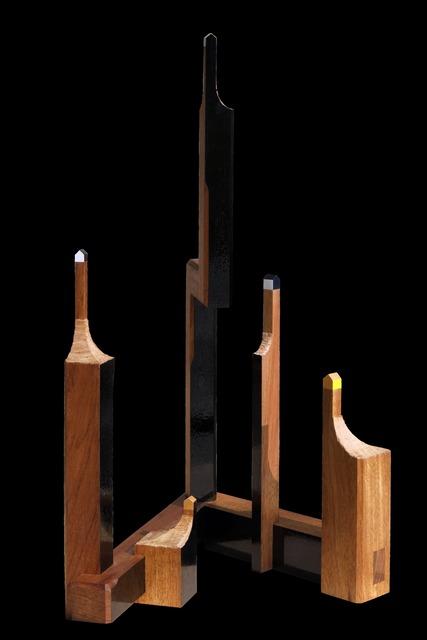 , 'Unluxurious House Plan #1,' 2013, Liang Gallery