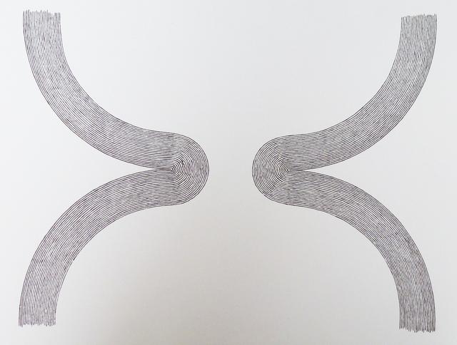 , 'Untitled,' 2014, Galería del Paseo