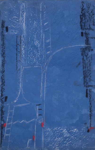 , '20.I.1962,' 1962, Galerie Doebele