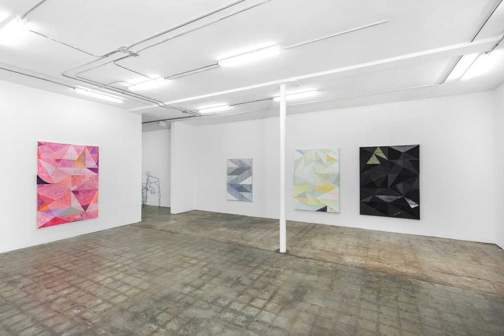 Michael Conrads, Celebrating Opposites installation view