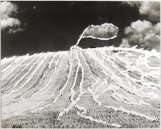 , 'Ultime Sperimentazioni in bianco e nero,' 1987, SERGE PLANTUREUX