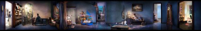 Sarah Choo Jing, 'The Hidden Dimension II', 2013, Video/Film/Animation, Multimedia installation, Singapore Art Museum (SAM)