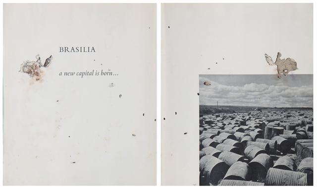 , 'Série Estado Laico / Laic State Series,' 2014, Galeria Emma Thomas
