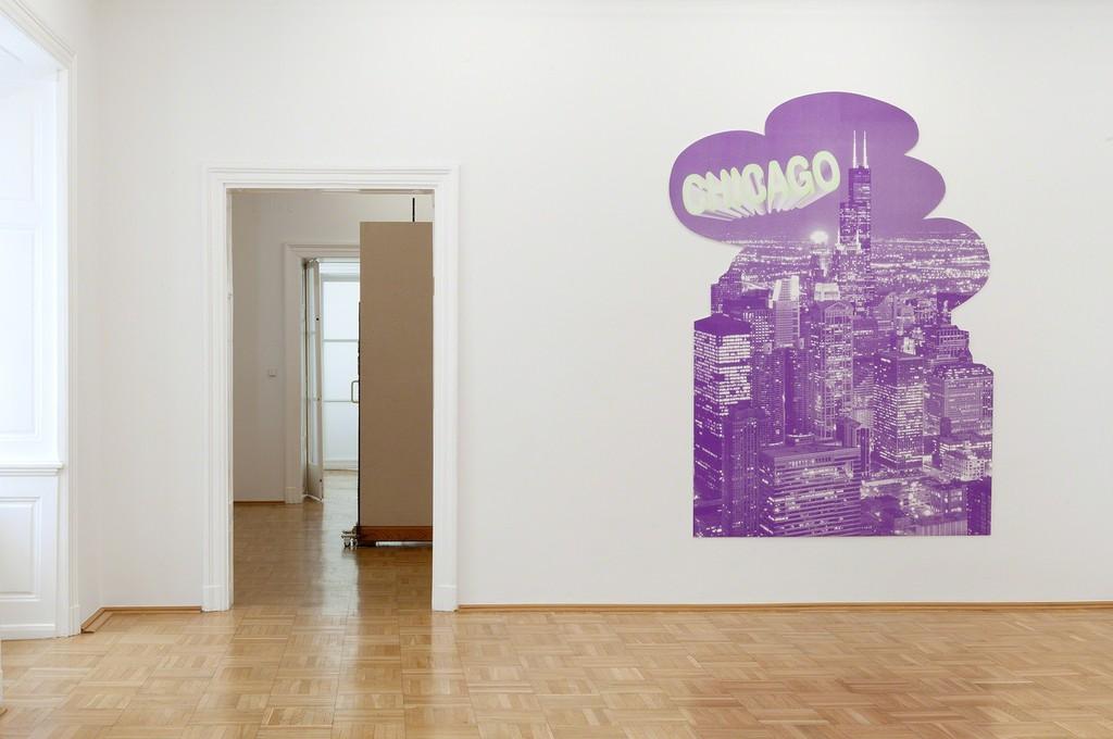 Courtesy Galerie nächst St. Stephan Rosemarie Schwarzwälder Photo © Markus Wörgötter