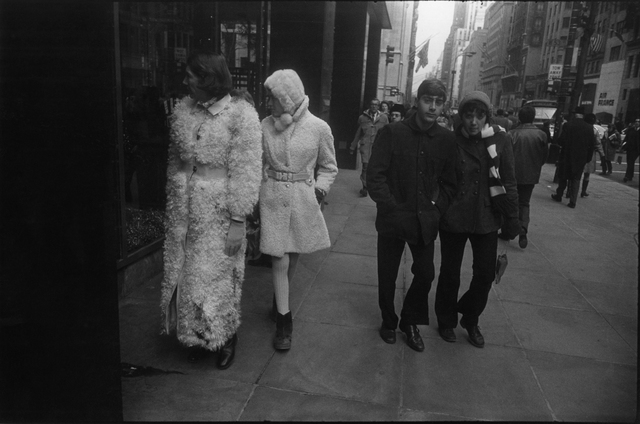 Garry Winogrand, 'New York', 1970, Etherton Gallery
