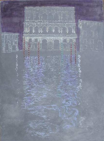 , 'palazzo,' 2016, Gaa Gallery