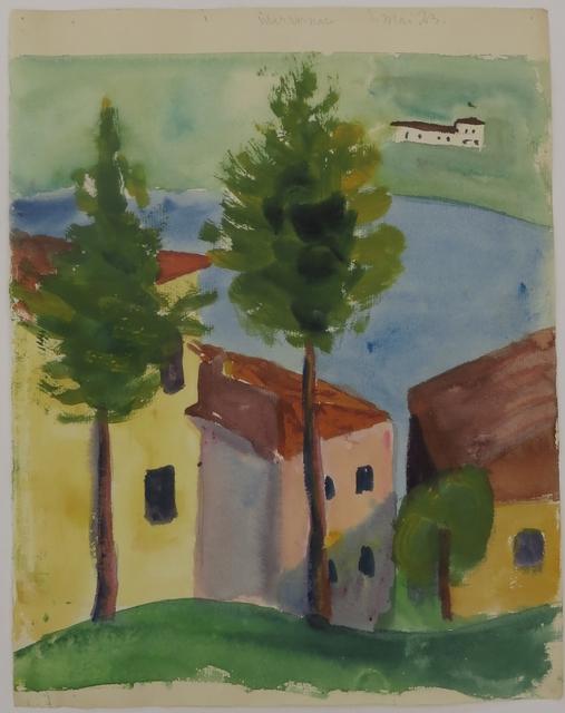 , 'Above Vernate,' 1, Galerie Thomas
