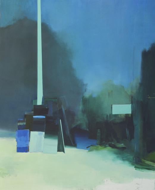 , 'Cluster,' 2015, Fernando Luis Alvarez Gallery