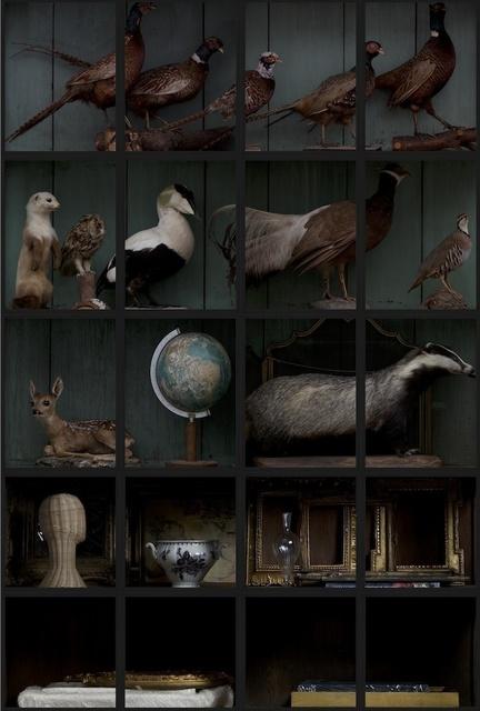 , 'Cabinet Curiosity,' 2014, Richard Koh Fine Art