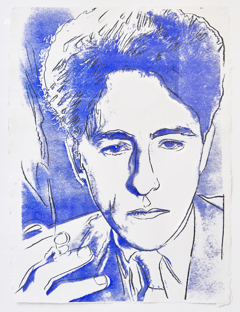 , 'Jean Cocteau,' 1983, Sims Reed Gallery