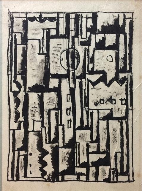 , 'Constructivo en blanco y negro,' ca. 1947, Cecilia de Torres, Ltd.