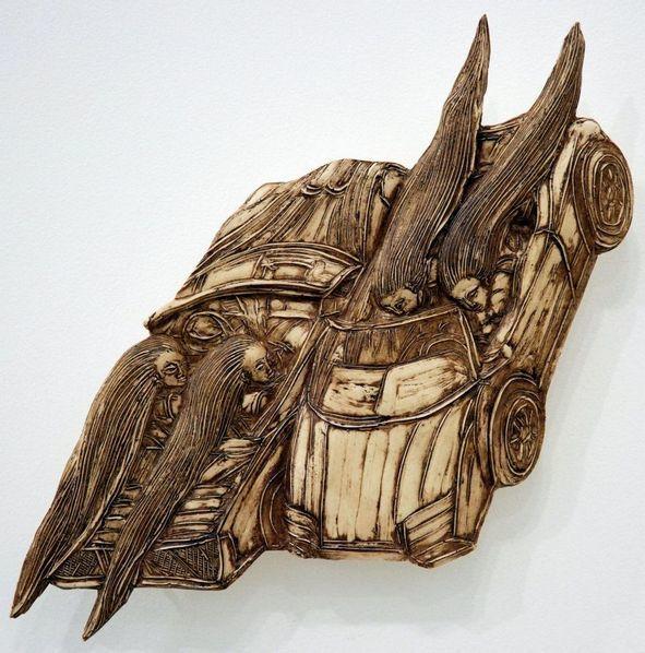 , 'Mulholland Drive III,' 2010, Aki Gallery