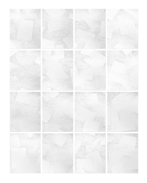 , 'Falling (16 panels),' 2009-2013, Cecilia de Torres, Ltd.