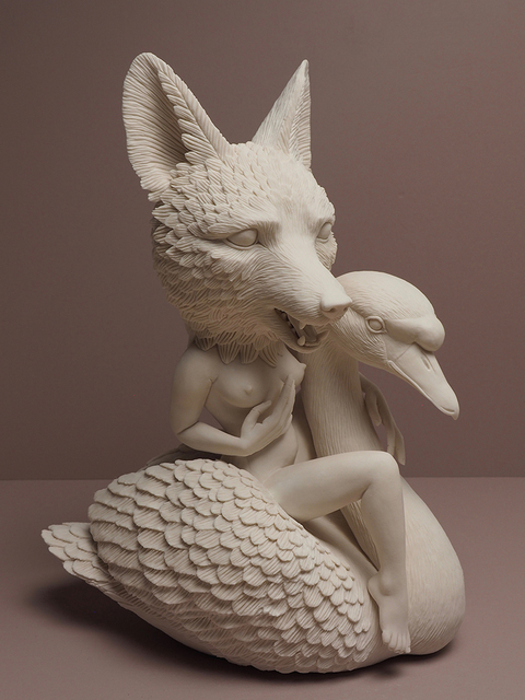 Crystal Morey, 'Leda and the Swan', 2019, Ferrin Contemporary