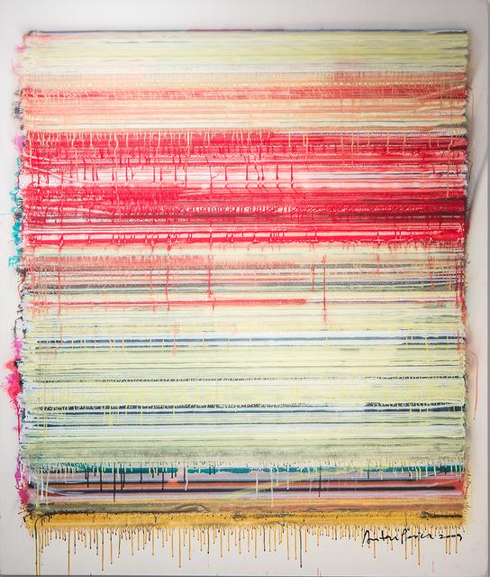 , 'Emanation,' 2009, Wallplay