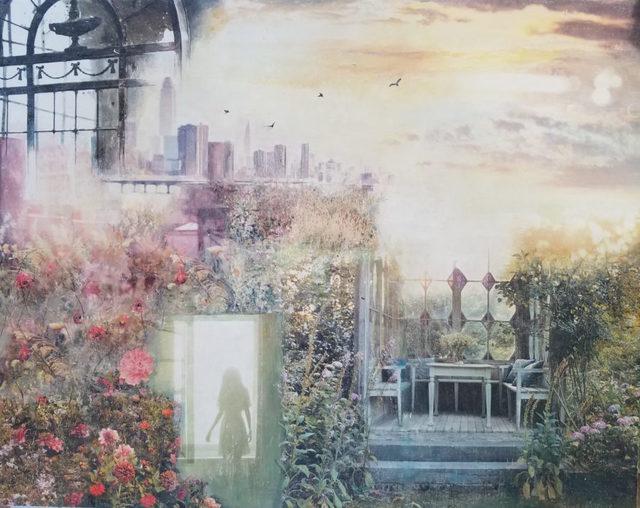 , 'The Secret Garden,' 2017, Adelman Fine Art