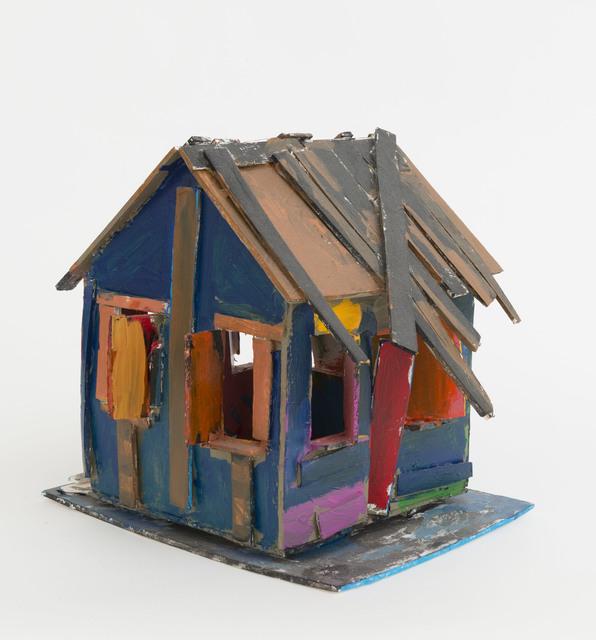 , 'Hurricane House,' 2008, MARTOS GALLERY
