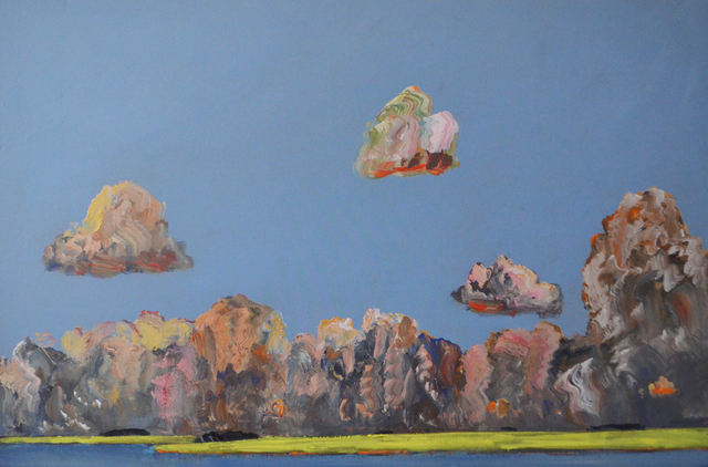 Gregory Hardy, 'Cloud Bank, Slough by Meecham', Wallace Galleries