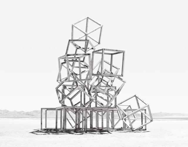 , 'Telluris IV,' 2017, Galerie Les filles du calvaire
