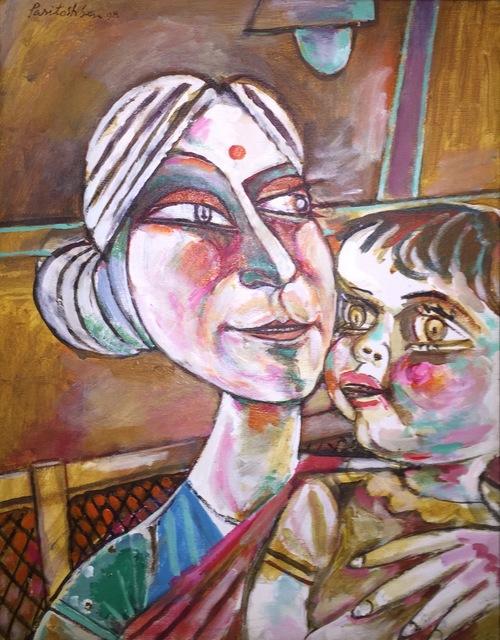 , 'Mother & Child,' 1998, AkaraArt