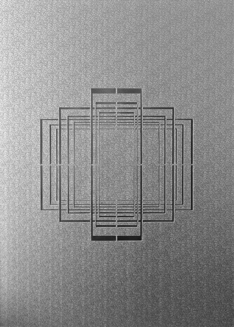 , 'Seal - silver #2,' 2015, The Flat - Massimo Carasi
