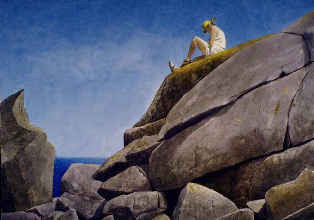 , 'Deep Blue,' 2015, Somerville Manning Gallery